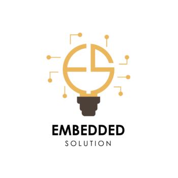logo embedded